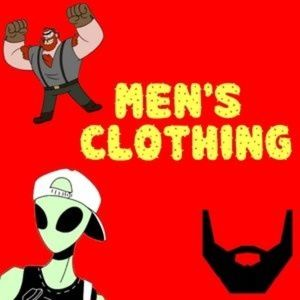 MEN'S CLOTHING-SHIRTS-PANTS-SHOES-ALL SIZES
